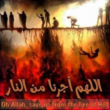 O Allah, Save us From the Fire (of Hell) pray,fire,hell