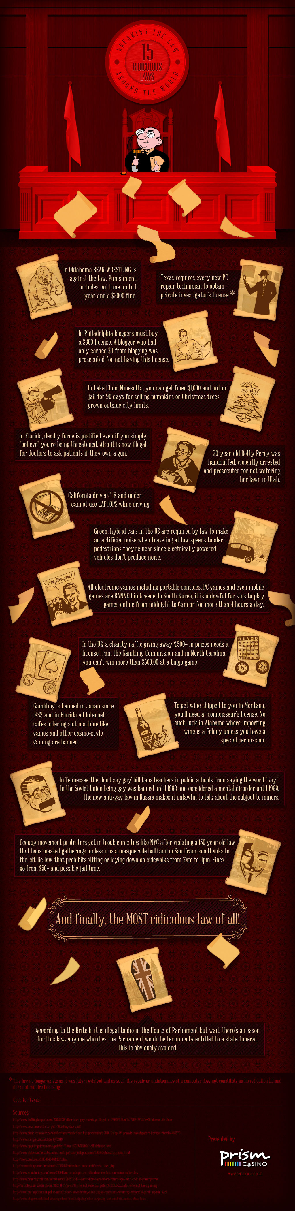 Stupid and Unbelievable Laws in the World legislation,spouse,strange,amazing,parliament,infographic