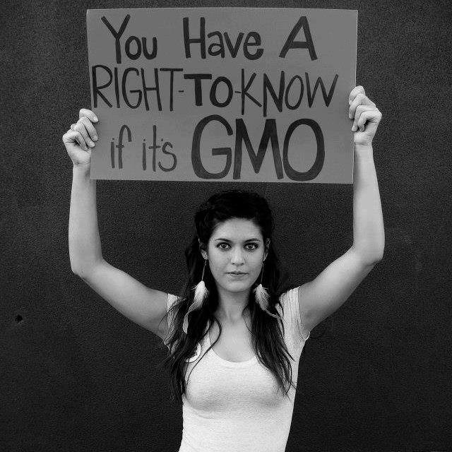 <p>You have a right to know if your food has been Genetically Engineered!</p><br/><p>Say NO to GMO.</p><p>#GMO</p>